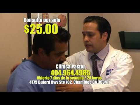 Clinica Pastor – Commercial 2016